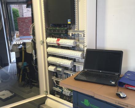 Elektrische installatie programmeren