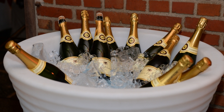 Feestmateriaal - Champagne emmer